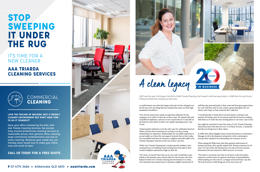 Townsville Domestic and Commercial Cleaners, Bond Cleaning and Office Cleaning